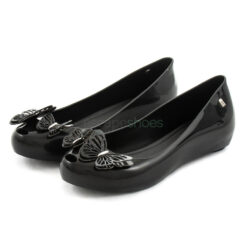 Ballerinas MELISSA Ultragirl Fly II Black
