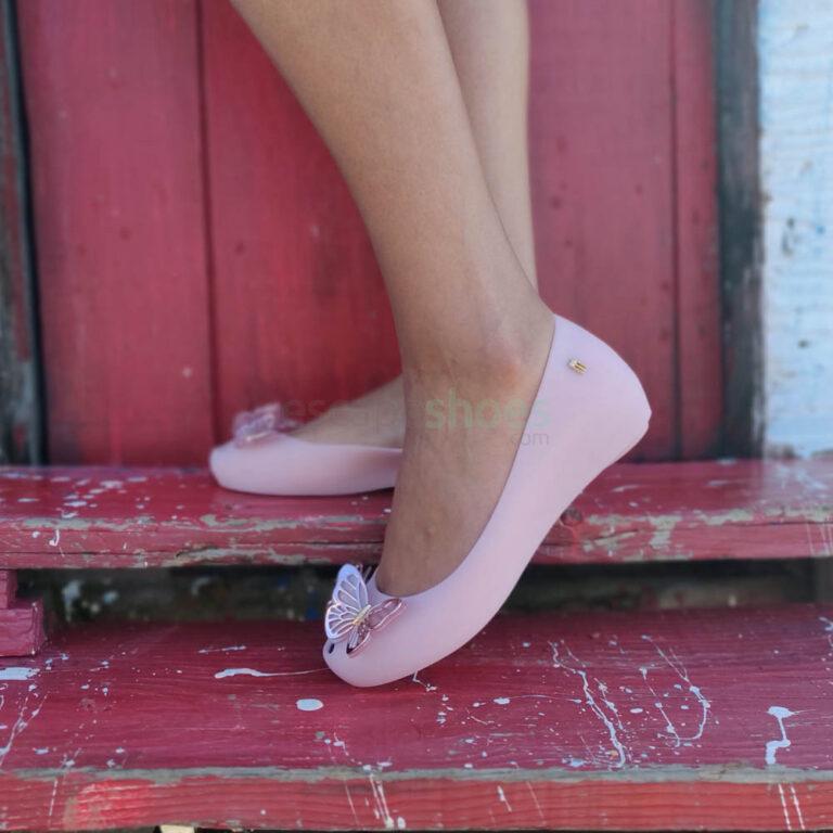 Ballerinas MELISSA Ultragirl Fly II Pink