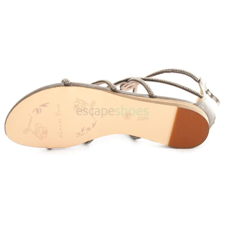 Sandálias ALMA EN PENA Oporto Pewter V20882