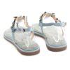 Sandálias ALMA EN PENA Suede Jeans V20980