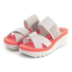 Sandals FLY LONDON Cupido Yabo593 White