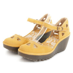 Sandals FLY LONDON Cupido Yuna Bright Yellow