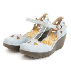 Sandals FLY LONDON Cupido Yuna Sky Blue