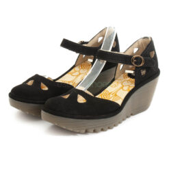 Sandals FLY LONDON Cupido Yuna Black