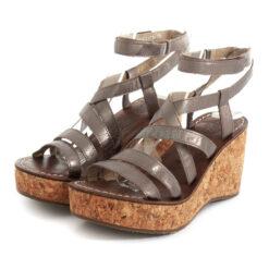 Sandals FLY LONDON Idra Gano619 Bronze