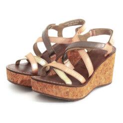 Sandals FLY LONDON Idra Gope621 Beige
