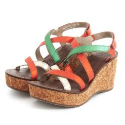 Sandals FLY LONDON Idra Gope621 Gold