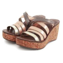 Sandals FLY LONDON Idra Gove620 Gold