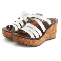 Sandals FLY LONDON Idra Gove620 Silver