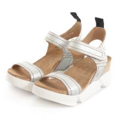 Sandals FLY LONDON Idra Sena580 Silver
