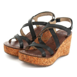Sandals FLY LONDON Mousse Gope621 Black