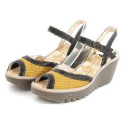 Sandals FLY LONDON Mousse Yans190 Yellow