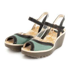 Sandals FLY LONDON Mousse Yans190 Green