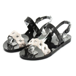 Sandals MELISSA Lip II Negro