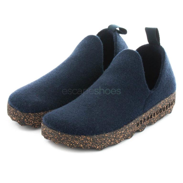 Sapatos ASPORTUGUESAS City Navy