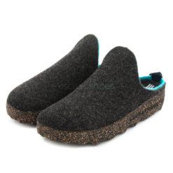 Shoes ASPORTUGUESAS Come Antracite Black