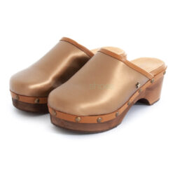 Clogs CUBANAS Lucky-1200 Brown