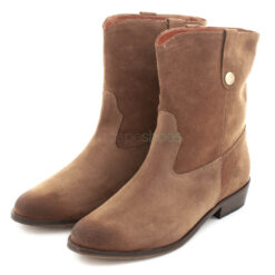 Ankle Boots RUIKA Suede Cognac 63/9123