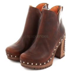 Ankle Boots XUZ Pop Studs Heel 26094-CS