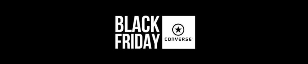 Black Friday Converse EscapeShoes