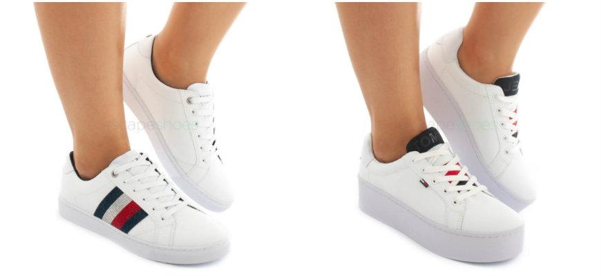 casual women tommy sneakers