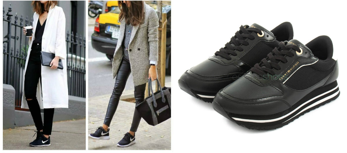 Looks com ténis as escolhas mais originais EscapeShoes