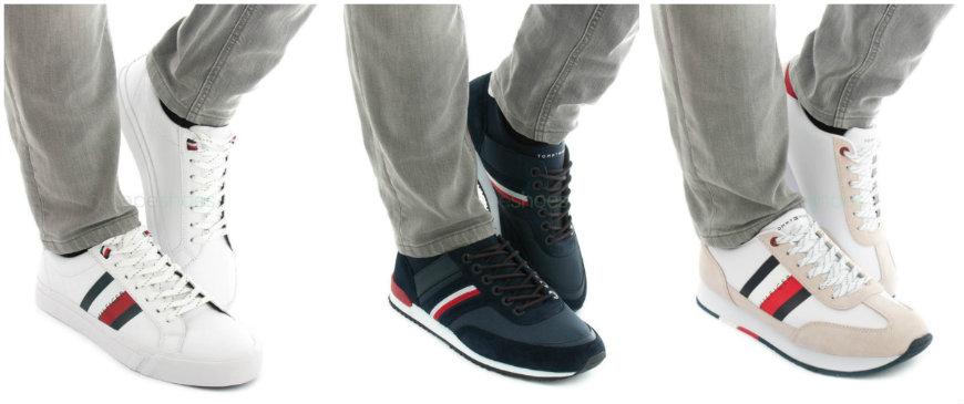 tommy hilfiger men sneakers