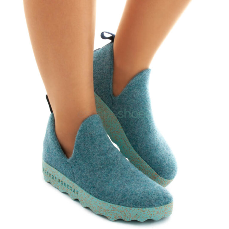 Sapatos ASPORTUGUESAS City Blue Cloud