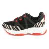 Sneakers RUIKA Suede Fur Black 38/6148