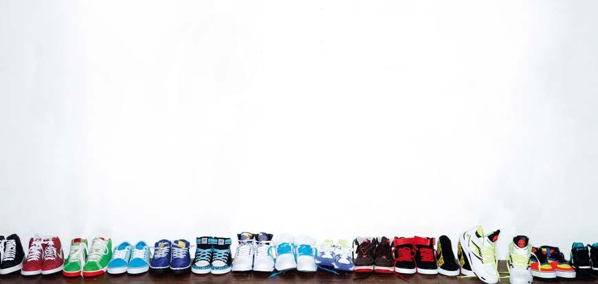 tendencia sapatilhas