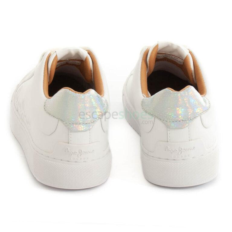 Zapatillas PEPE JEANS Adams Logo Blanco
