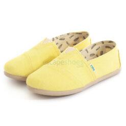 Alpargatas PAEZ Classic Combi Yellow