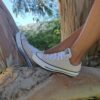 Tenis CONVERSE All Star Egret Gold 568662c