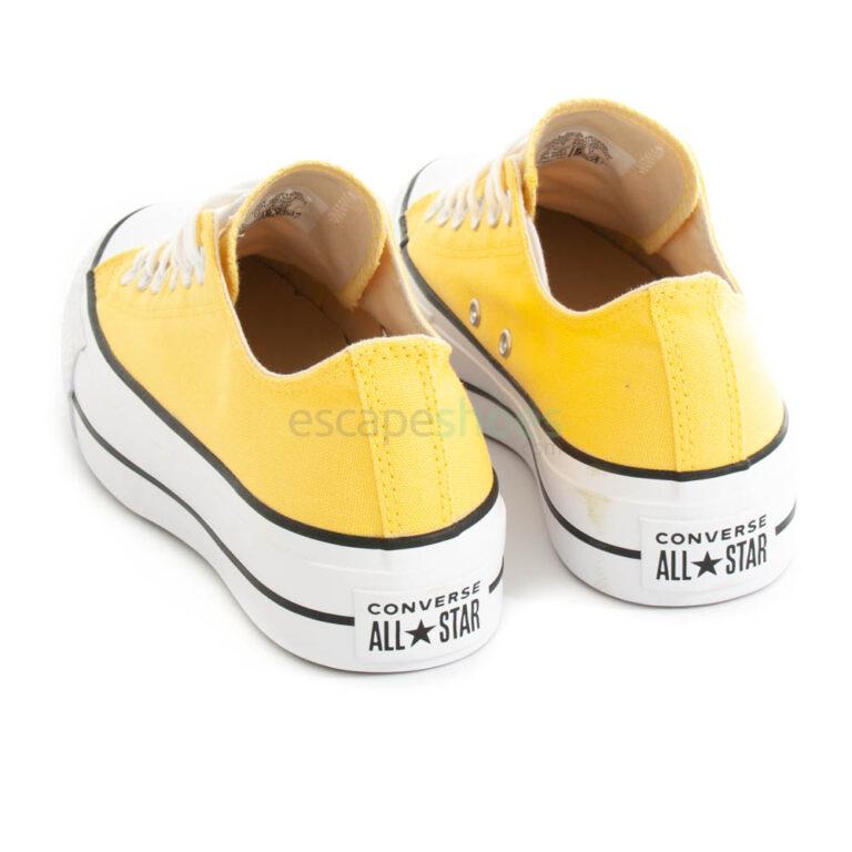 Tenis CONVERSE All Star Lift Butter Yellow