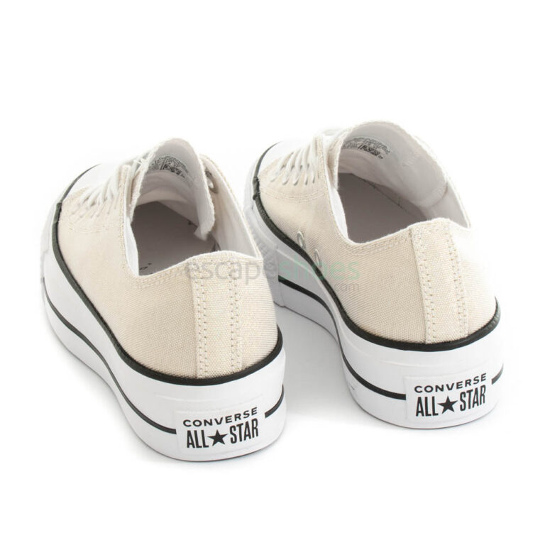 Sneakers CONVERSE All Star Lift Silver 568630c