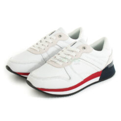 Tenis TOMMY HILFIGER Corporate Feminine FW0FW05233 White