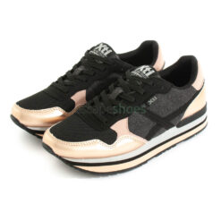 Sneakers XTI Textil 44451 Bronze