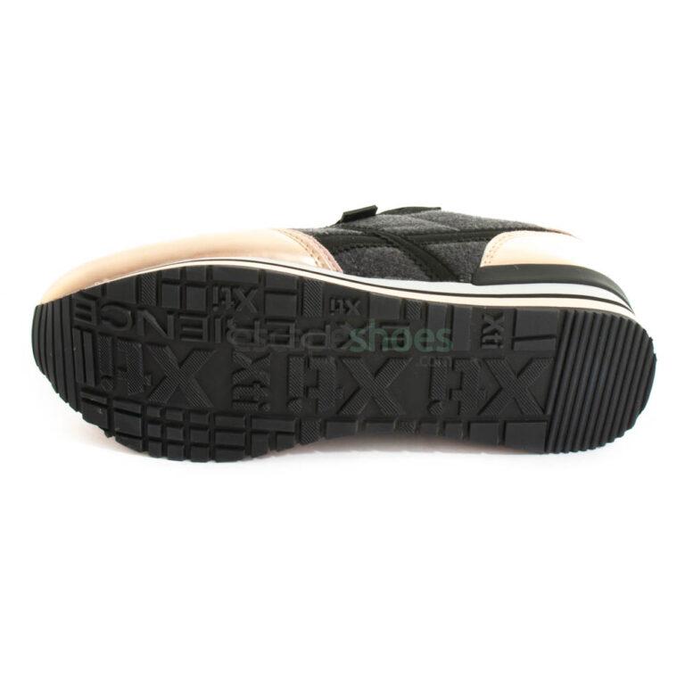 Tenis XTI Textil 44451 Bronze
