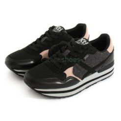 Sneakers XTI Textil 44451 Black