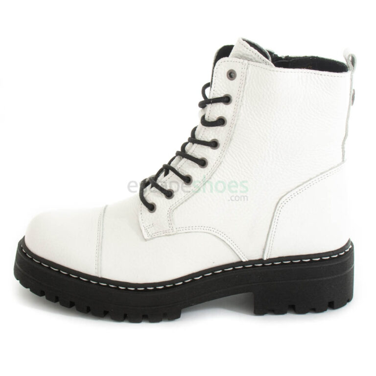 Ankle Boots RUIKA Leather White 88/23001