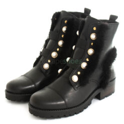 Ankle Boots RUIKA Leather Black 88/23006