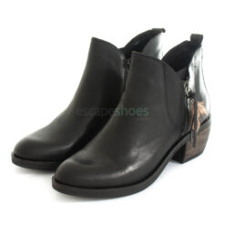 Ankle Boots RUIKA Leather Black 88/23010