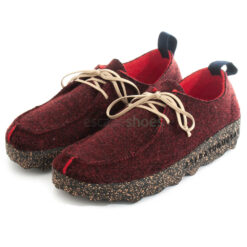 Sapatos ASPORTUGUESAS Chat Double Merlot