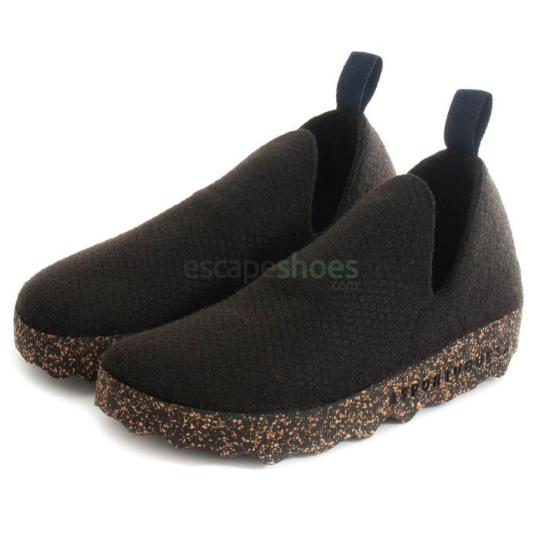 Sapatos ASPORTUGUESAS City Design Black