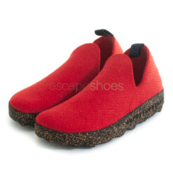 Sapatos ASPORTUGUESAS City Design Red