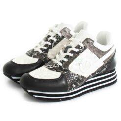 Sneakers NO NAME Parko Jogger Black