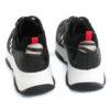 Zapatillas RUIKA Serpiente Negro 38/6233
