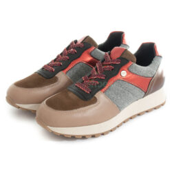 Sneakers RUIKA Leather Cam Multicolor 88/23022