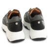 Zapatillas RUIKA Cuero Negras 87/9883-010