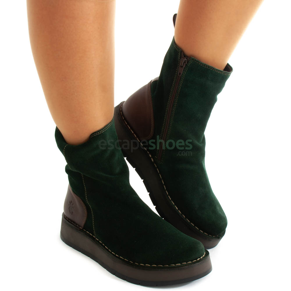 Ankle Boots FLY LONDON Reno053 Oil
